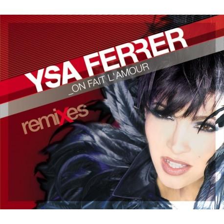 ON FAIT L'AMOUR (MAXI CD - PREMIERE EDITION)