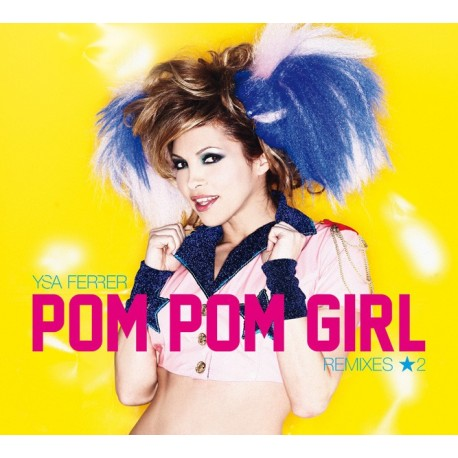 POM POM GIRL - VOLUME 2 (MAXI CD)