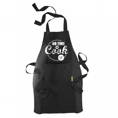 NO TIME TO COOK - APRON