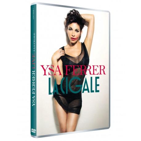 LIVE À LA CIGALE (DVD)