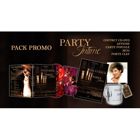 PACK PARTY INTIME