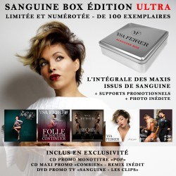 BOX SANGUINE EDITION ULTRA