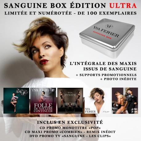BOX SANGUINE EDITION ULTRA