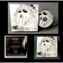 VIVRE CD single transparent collector