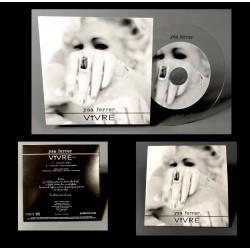 VIVRE CD single transparent collector