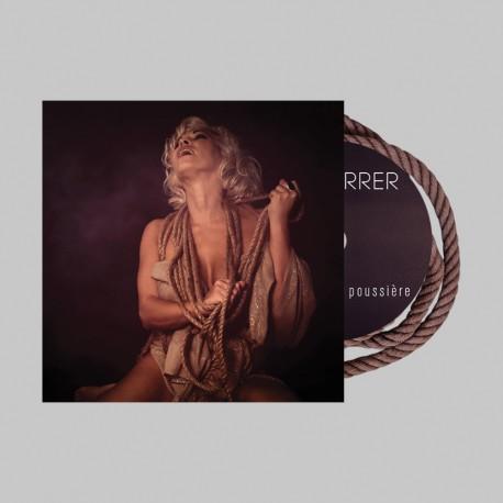 """CD collector """"Demande à la poussière"""""""