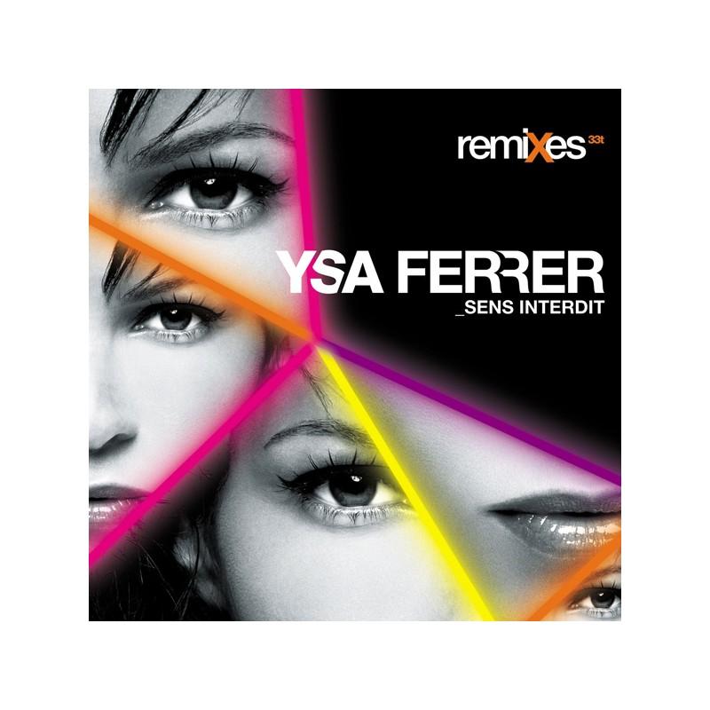 Sens Interdit Maxi Vinyl Orange Ysa Ferrer Boutique