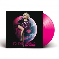 TO THE WORLD VINYLE 33T ROSE
