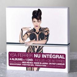 NU INTÉGRAL Coffret +carte postale