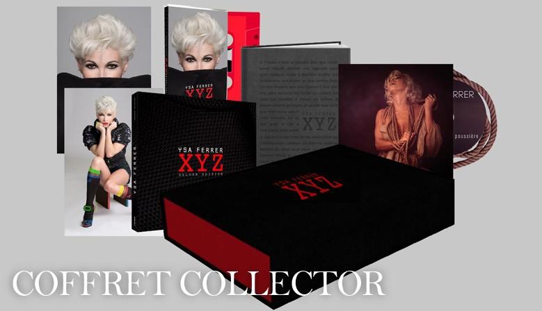 COFFRET COLLECTOR - XYZ