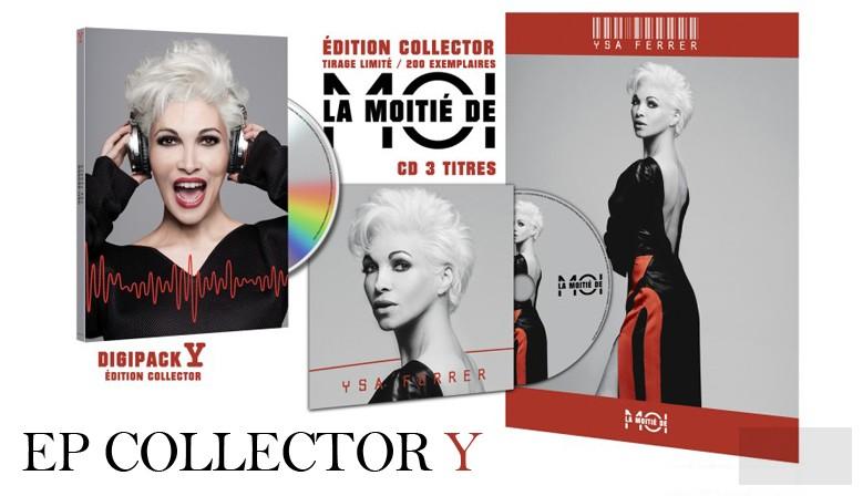 EP COLLECTOR - Y